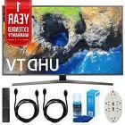 "Samsung 65"" 4K UHD Smart LED TV  w/ Extended Warranty + Acce"
