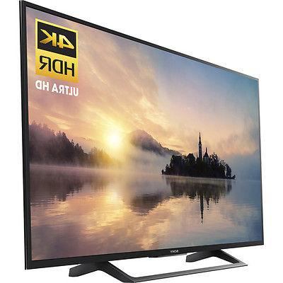 Sony 4K HD Smart LED TV 3 x 3 x USB