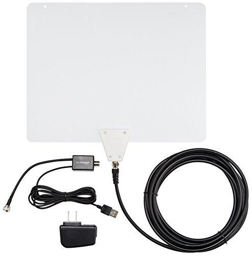 ultra thin indoor tv antenna