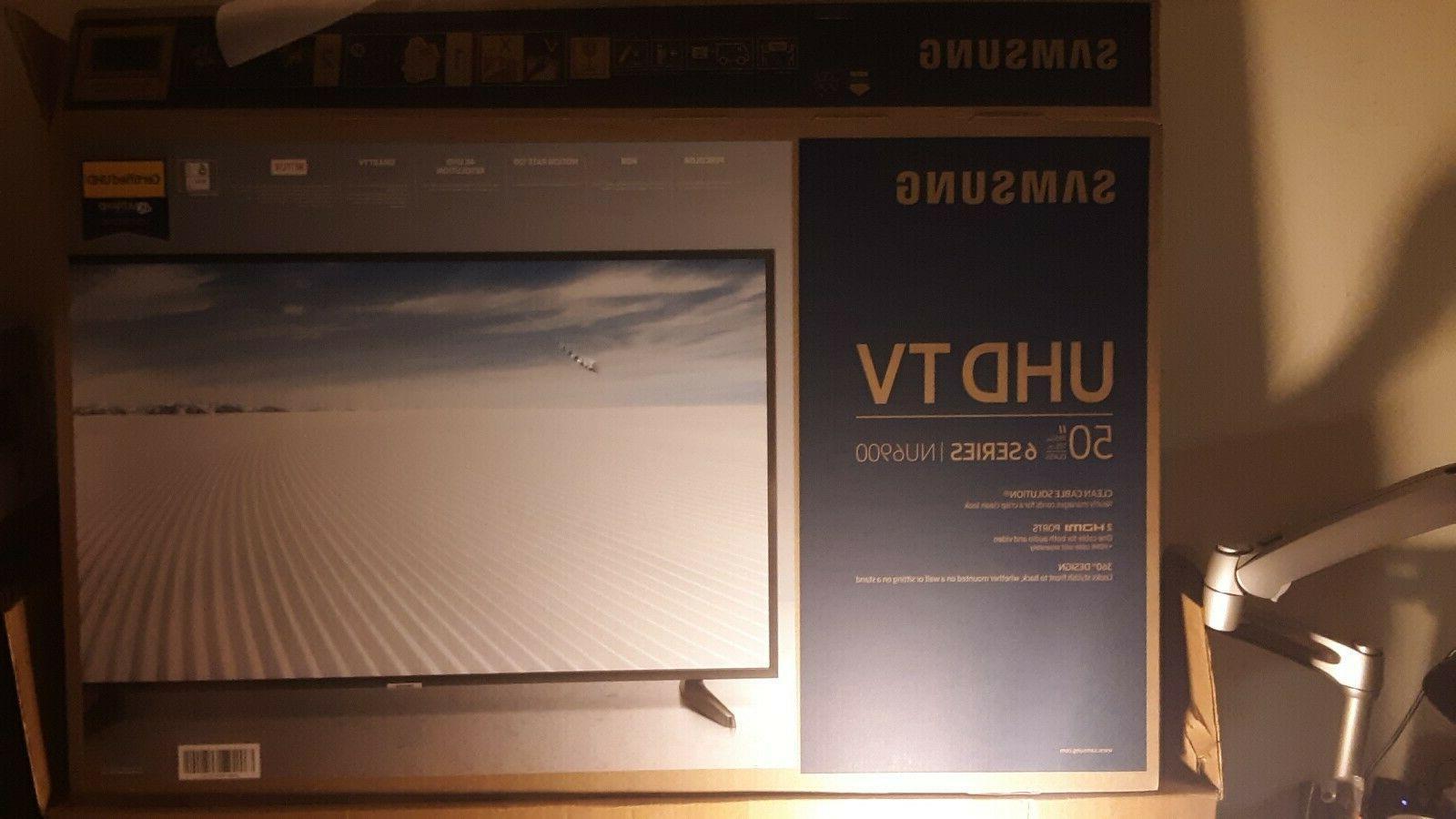 Samsung 4K Ultra TV