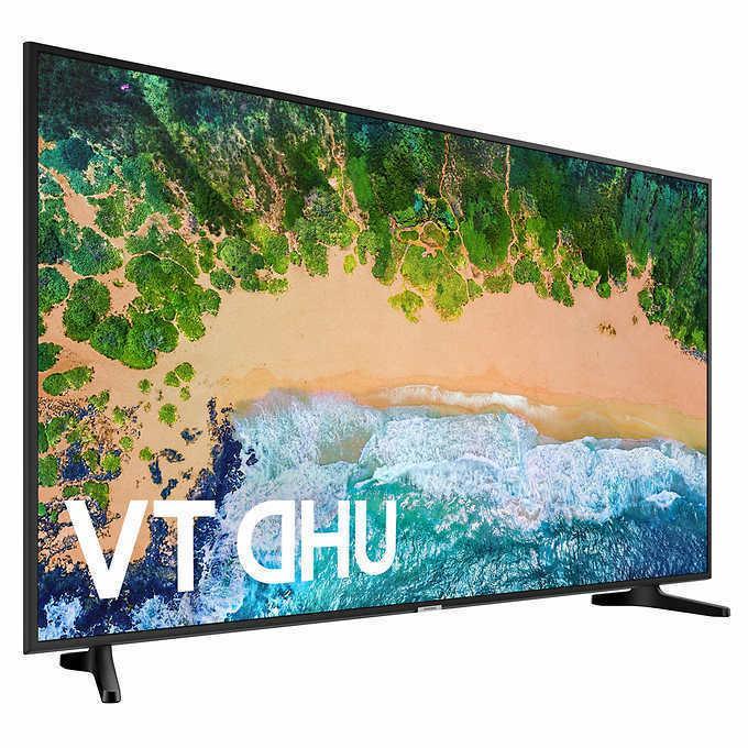 Samsung UN50NU6950FXZA Class 4K TV Ultra HD 3 yr