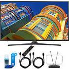 "Samsung UN55KU6290 - 55"" Smart 4K UHD HDR LED TV with Cord &"