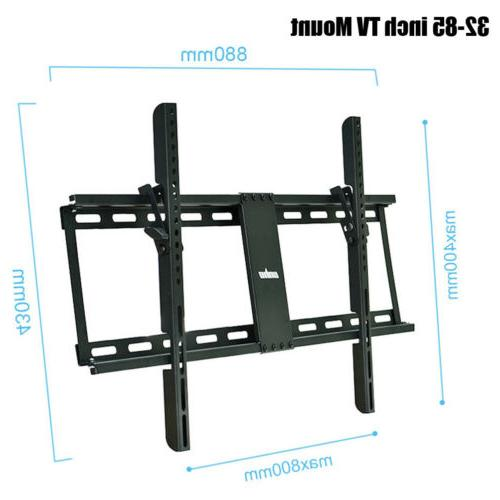 Universal TV Wall Mount for Samsung Vizio LG TCL 50 55 60 65 85""