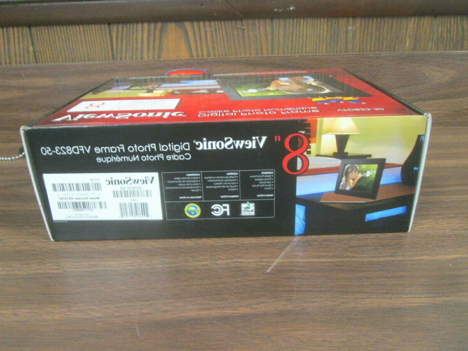 """ViewSonic VFD823-50 8"""" Picture Frame"""