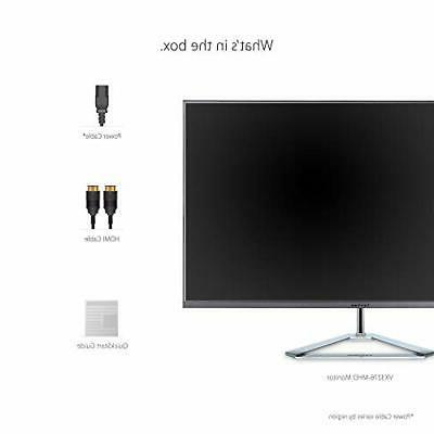 1080p Frameless IPS Monitor