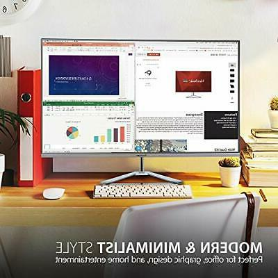 ViewSonic 1080p Frameless Widescreen