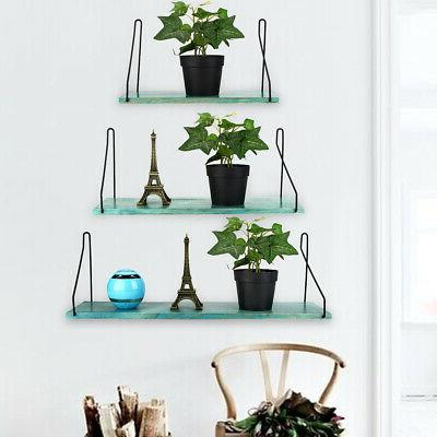 wall shelf wooden floating shelving storage wall