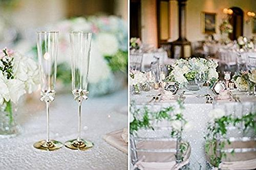 """B-COOL 50""""x80"""" sequin tablecloth fabric sparkly Wedding"""