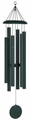 Corinthian Bells 50-inch Windchime, Green
