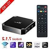 Sawpy X96 Mini Android TV Box 1GB +8GB Android 7.1 4K Smart