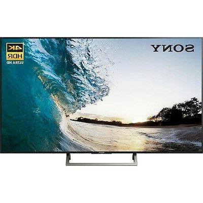 Sony XBR-65X850E 65-inch 4K HDR Ultra HD Smart LED TV