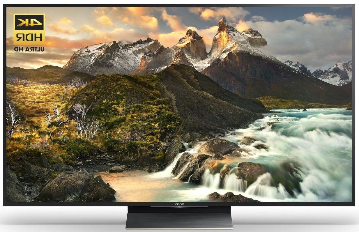 Sony 75-Inch 4K HDR Ultra HD HDMI