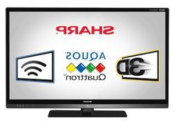 Sharp LC40LE835U Quattron 40-inch 1080p 240 Hz 3D LED-LCD HD