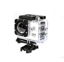 Lightdow LD4000 1080P HD Sports Action Camera Kit - DSP:NT96