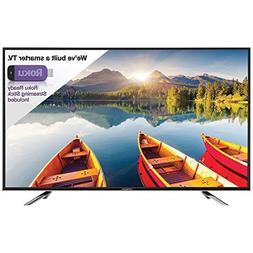 "HITACHI LE50A6R9 50"" Alpha Series LED HDTV with Roku"