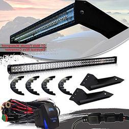 Led Light Bar TURBOSII DOT 50 Inch 288W Combo Offroad Lighti