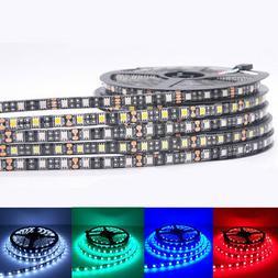 LED Strip 5050 Black PCB DC12V Flexible LED Light for Car Bo