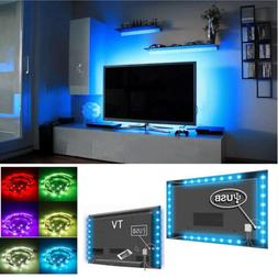 LED TV Backlight - Powered USB LED Strip Lights for 32 to 70