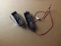 RCA LED48G45RQ Complete internal Speaker set