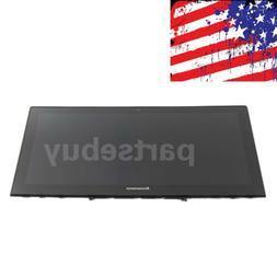 Lenovo Yoga Y50-70 LCD Touch Screen Digitizer + Bezel 20349
