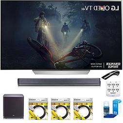 "LG 55"" C7P OLED 4K HDR Smart TV OLED55C7P w/LGSJ9 Hi-Resolut"