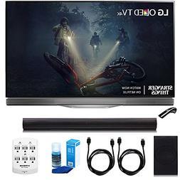 "LG OLED55E7P - 55"" E7 OLED 4K HDR Smart TV w/ Sound Bar Bund"