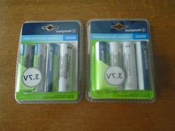 WESTINGHOUSE LITHIUM RECHARGEABLE BATTERIES 18650-2 Packs