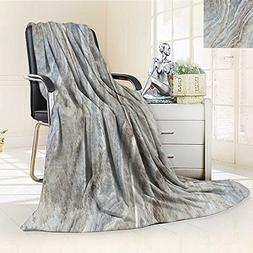 luminous microfiber throw blanket detailed