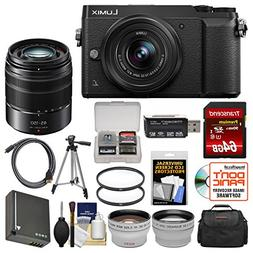 Panasonic Lumix DMC-GX85 4K Wi-Fi Digital Camera & 12-32mm