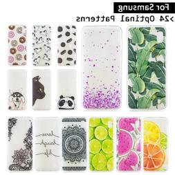 Luxury Cute Printed Case For <font><b>Samsung</b></font> Gal