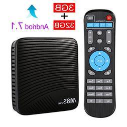 ESHOWEE M8S PRO Android 7.1 TV Box Amlogic S912 Octa-core DD