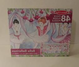 Melissa & Doug Bella Ballerinas 48 Piece Floor Puzzle - New