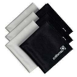Garnetics Microfiber Cleaning Cloth  - to Clean Glasses, Len