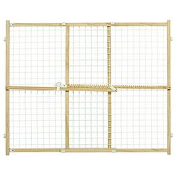 Midwest Wire Mesh Pet Safety Gate, 32 Inches Tall & Expands