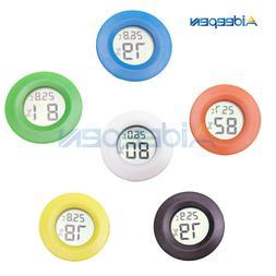 Mini Thermometer Hygrometer LCD Digital Temperature Humidity
