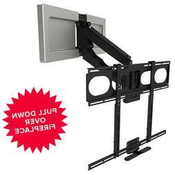 MantelMount MM540 Enhanced Pull Down TV Mount Bracket for Ab
