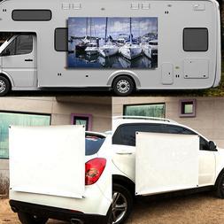 """EXZEN Mobile X Tension 60""""Projector Portable Screen Car Atta"""