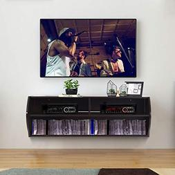 """Item Valley 48.5"""" Modern Floating TV Stand Shelf Wall Mounte"""