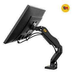 Monitor Desk Mount Stand Full Motion Swivel Monitor Arm Gas