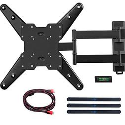"WALI Articulating TV Wall Mount Bracket Full Motion 20"" Ex"
