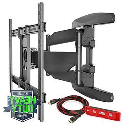 Mountio Full Motion Articulating Wall Mount for 40-70 Inch T