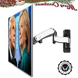 """Full Motion TV Bracket Tilt Swivel for 50""""-60"""" LED LCD Plasm"""