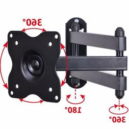 "Full Motion TV Monitor Wall Mount Bracket for 19-29"" LG DELL"