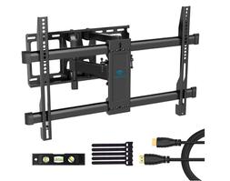 Full Motion TV Wall Mount Bracket Tilt Swivel LED LCD 20 32