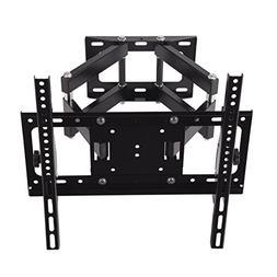 Full Motion TV Wall Mounting Tilt Swivel Articulating Monito