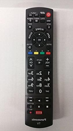 Original Panasonic N2QAYB000838 TV Remote Control