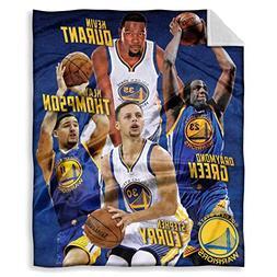 NBA Golden State Warriors Players High Definition Silk Touch