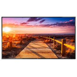 """NEC 65"""" LED Backlit Monitor 1920 x 1080 16:9 w/ Integrated A"""