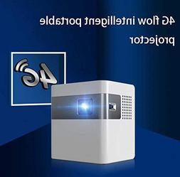 """BAL 4G Full Netcom Projector,150"""" Android Smart Projector, P"""
