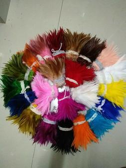 NEW! 50-100 pcs beautiful pheasant neck feathers 4-7 inch/10